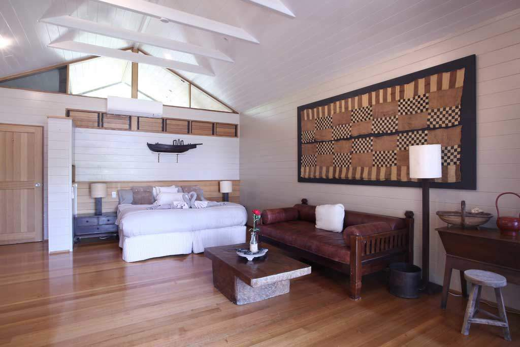 rain Forrest retreat room