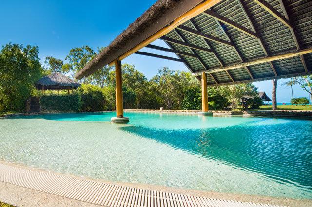 paradise cove resorts swimming pool