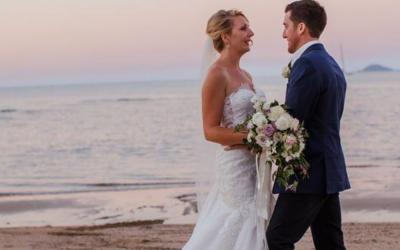 Hannah and Seb's Intimate Wedding