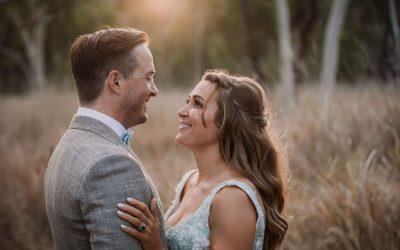 Real Wedding – Liz and Mitch
