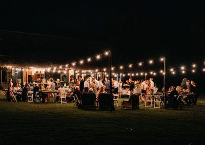 Wedding Reception at paradise cove resort