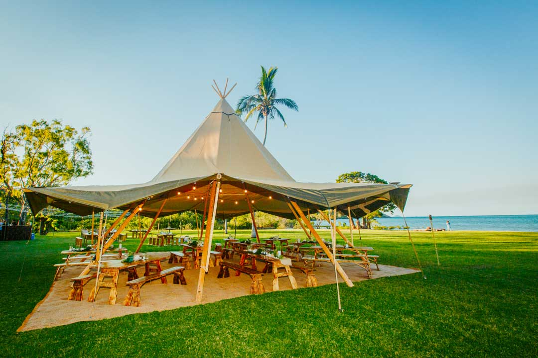 Aerial image of Paradise Cove Resort